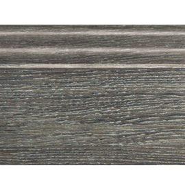 Цветной напольный плинтус DECOMASTER D232-87 ДМ (100*22*2400 мм)