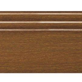 Цветной напольный плинтус DECOMASTER D233-85 ШК/8 (120*23*2400 мм)