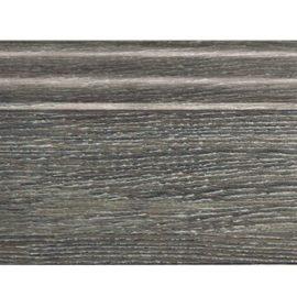 Цветной напольный плинтус DECOMASTER D233-86 ШК/8 (120*23*2400 мм)