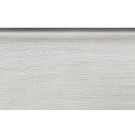 Цветной напольный плинтус D234-84/15 ДМ(58*16*2400 мм)