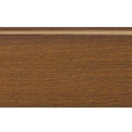 Цветной напольный плинтус DECOMASTER D234-85 ШК/15 (58*16*2400 мм)
