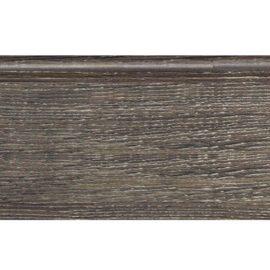 Цветной напольный плинтус DECOMASTER D234-86 ШК/15 (58*16*2400 мм)