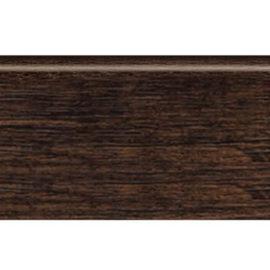 Цветной напольный плинтус DECOMASTER D234-966 ШК/15 (58*16*2400 мм)