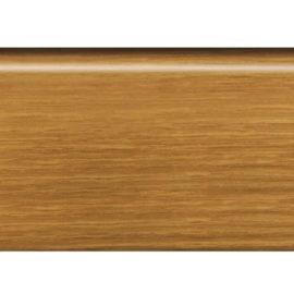 Цветной напольный плинтус DECOMASTER D235-73 ШК/20 (80*17*2400 мм)