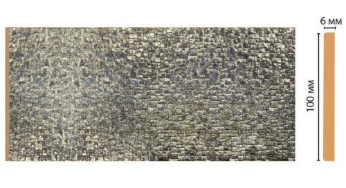 Декоративная панель DECOMASTER M10-27 (100*6*2400мм)