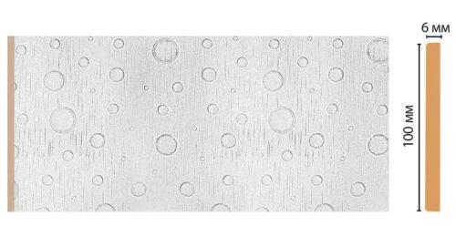 Декоративная панель DECOMASTER P10-20 (100*6*2400мм)