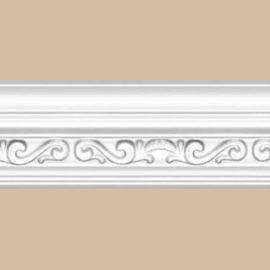 Плинтус потолочный с рисунком DECOMASTER 95842 (35*35*2400мм)