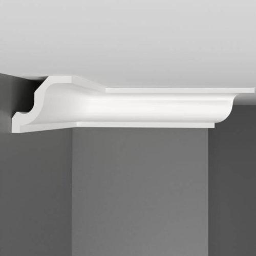Плинтус потолочный D108ДМ (55*52*2000 мм)