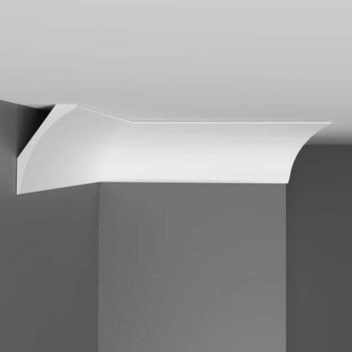 Плинтус потолочный гладкий DECOMASTER D212ДМ (60*40*2000мм)