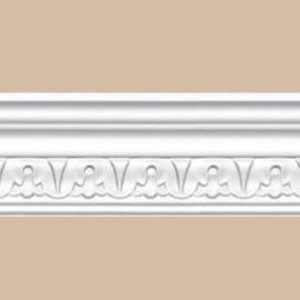 Плинтус потолочный с рисунком DECOMASTER DT9811 (50*50*1200мм)