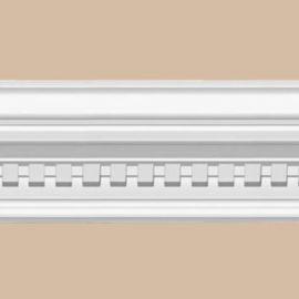 Плинтус потолочный с рисунком DECOMASTER 95002 (88*83*2400мм)