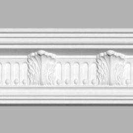 Плинтус потолочный с рисунком DECOMASTER 95017 (70х70х2400мм)