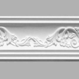 Плинтус потолочный с рисунком DECOMASTER 95019 (65х73х2400мм)