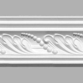 Плинтус потолочный с рисунком DECOMASTER 95021 (75х68х2400мм)