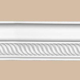 Плинтус потолочный с рисунком DECOMASTER 95088 (90*46*2400мм)
