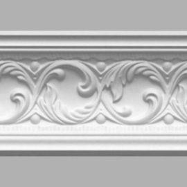 Плинтус потолочный с рисунком DECOMASTER 95103 (95х100х2400мм)