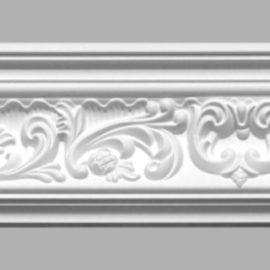 Плинтус потолочный с рисунком DECOMASTER 95104 (115х51х2400мм)