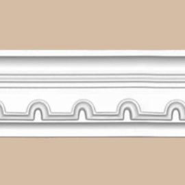 Плинтус потолочный с рисунком DECOMASTER 95112 (73*41*2400мм)