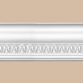 Плинтус потолочный с рисунком DECOMASTER 95350 (75*78*2400мм)