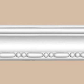 Плинтус потолочный с рисунком DECOMASTER 95628 (55*55*2400мм)
