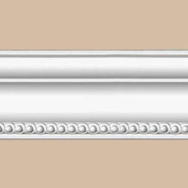 Плинтус потолочный с рисунком DECOMASTER 95684 (85*85*2400мм)