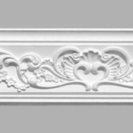 Плинтус потолочный с рисунком DECOMASTER 95786 (100х88х2400мм)
