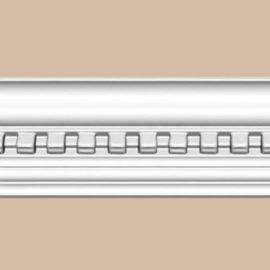 Плинтус потолочный с рисунком DECOMASTER 95810 (70*70*2400мм)