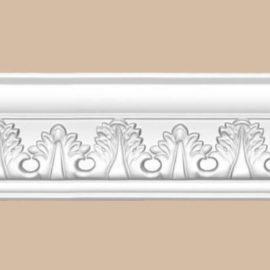 Плинтус потолочный с рисунком DECOMASTER 95854 (80*93*2400мм)