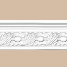 Плинтус потолочный с рисунком DECOMASTER 95861 (67*45*2400мм)