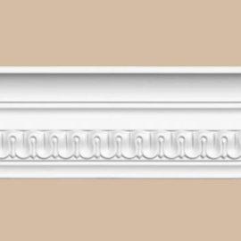 Плинтус потолочный с рисунком DECOMASTER DT-36 (83*42*2400мм)