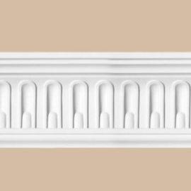 Плинтус потолочный с рисунком DECOMASTER DT-9813F гибкий (100*60*2400мм)