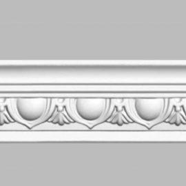 Плинтус потолочный с рисунком DECOMASTER DT13A (55х58x2400)