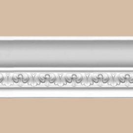 Плинтус потолочный с рисунком DECOMASTER DT3 (74*102*2400мм)