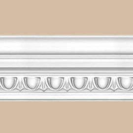 Плинтус потолочный с рисунком DECOMASTER DT9808 (90*100*2400мм)