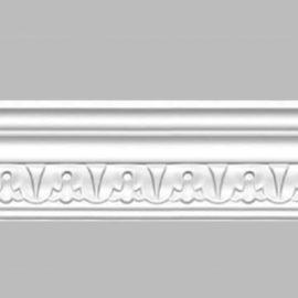 Плинтус потолочный с рисунком DECOMASTER DT9811A (55х49х2400)