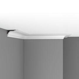 Плинтус потолочный гладкий DECOMASTER 96220 (70*118*2400мм)