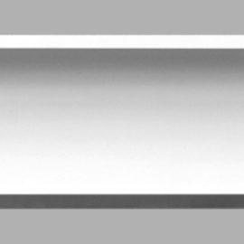 Плинтус потолочный гладкий DECOMASTER 96265 (115х115х2400мм)