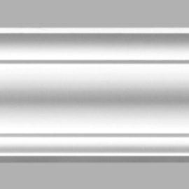 Плинтус потолочный гладкий DECOMASTER 96269 (145х154х2400мм)