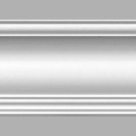 Плинтус потолочный гладкий DECOMASTER 96272 (200х135х2400мм)