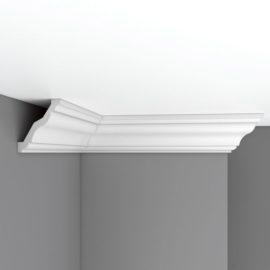 Плинтус потолочный гладкий DECOMASTER 96625 (95*80*2400мм)