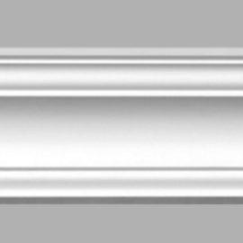 Плинтус потолочный гладкий DECOMASTER 96670 (120х120х2400мм)